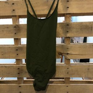 H&M Adorable Green One Piece